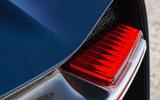 Bugatti Chiron rear lights