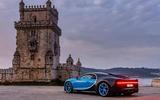 Bugatti Chiron rear quarter