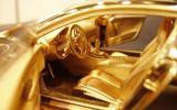 £2m solid gold Bugatti Veyron
