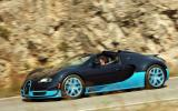 £1.4m Bugatti Veyron Vitesse