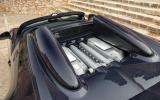 Bugatti Veyron 16.4-litre W16 engine