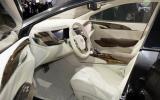 Detroit motor show: Cadillac XTS