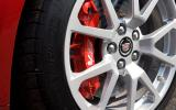 19in Cadillac CTS-V alloy wheels