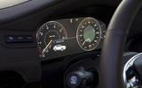 Cadillac Escalade instrument cluster