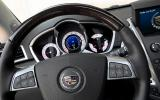 Cadillac SRX instrument cluster