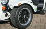 Caterham 270R 17in wheels