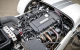 Caterham 270S 1.6-litre Ford engine