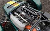 Caterham R600 supercharged petrol engine