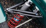 Caterham R600 suspension