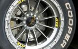 Formula 3-style Caterham SP300R wheels