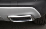 Changan CS55 exhaust trim