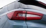 Changan CS55 rear lights