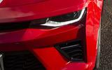 Chevrolet Camaro headlights