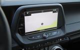 Chevrolet Camaro infotainment system
