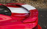 Chevrolet Camaro rear wing