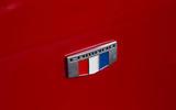 Chevrolet Camaro side badging