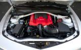 6.2-litre V8 Chevrolet Camaro ZL1 engine