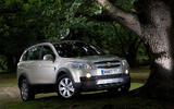 3 star Chevrolet Captiva