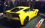 More power for new Corvette C7 Z06