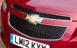 Chevrolet Cruze front grille