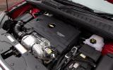 2.0-litre Chevrolet Orlando engine