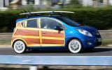 Chevy Spark art car revealed