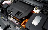 Chevrolet Volt 1.4-litre petrol engine