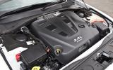3.0-litre V6 Chrysler 300C engine