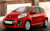 Revised Citroën C1 unveiled