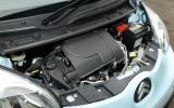 68bhp Citroën C1 engine
