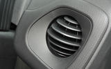 Citroen C1 air vents