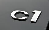Citroen C1 badging