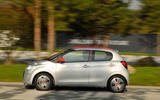 Citroen C1 side profile