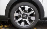 16in Citroën C3 alloy wheels