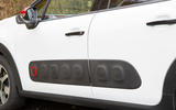 Citroën C3 Airbump technology