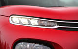 Citroen C3 Aircross 2018 review headlights