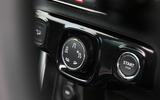 CItroen C3 Aircross 2018 review dials