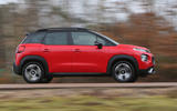 Citroen C3 Aircross 2018 review on the road right side