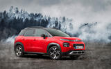 Citroen C3 Aircross 2018 review 3.5 star car