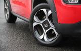 Citroen C3 Aircross 2018 review wheels