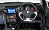 Citroën C3 dashboard