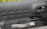 Citroën C3 door cards