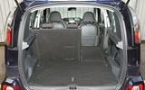 Citroën C3 Picasso boot space