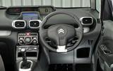 Citroën C3 Picasso dashboard