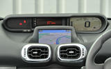 Citroën C3 Picasso infotainment system