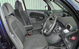 Citroën C3 Picasso interior