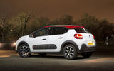 Citroën C3 rear quarter