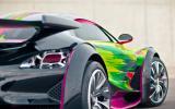 Citroen Survolt Art Car revealed