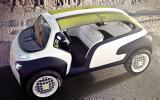 Paris motor show: Citroen Lacoste