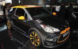 Paris motor show: Citroen DS3 Racing